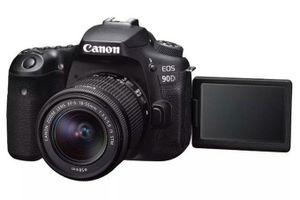 Canon công bố bộ đôi máy ảnh EOS mới