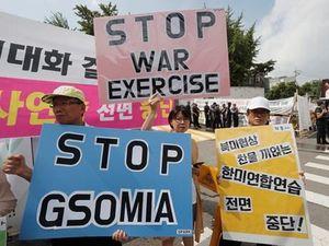 Nhật Bản không chấp nhận điều kiện của Hàn Quốc về gia hạn GSOMIA