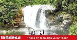 Trải nghiệm du lịch thác nước ở Thường Xuân