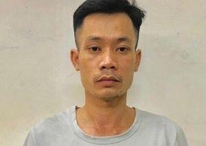 Bắt nghi phạm gây ra hàng loạt vụ cướp xe Grab ở Hà Nội