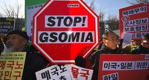 Nhật Bản – Hàn Quốc: Suy yếu khả năng giám sát tên lửa