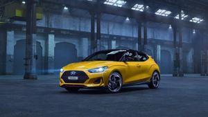 Hyundai Veloster ra mắt phiên bản mới với giá thành rẻ hơn