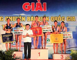 Trận chung kết nội bộ của nữ Sanest - Sanna Khánh Hòa