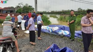 Thông báo ứng phó với mưa lũ, lũ quét, sạt lở đất vùng trũng và khu đô thị