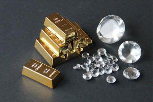 Giá vàng sẽ tăng lên 2.000 USD/ounce, kim cương lao đao