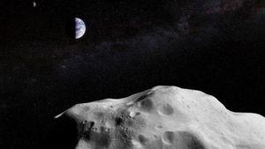 Hai tiểu hành tinh sắp tiến gần Trái đất