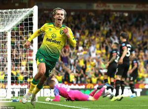 Vòng 5 Premier League: Cú sốc ở Carrow Road
