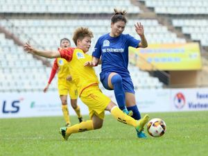 Vòng 9 bóng đá nữ VĐQG 2019: Sơn La giành chiến thắng lịch sử, ĐKVĐ thua đau phút cuối