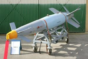 Israel giao phiên bản hiện đại của bom thông minh Spice-2000 cho Ấn Độ