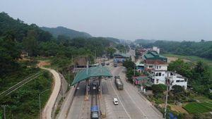 Thống nhất phương án thu phí tuyến Thái Nguyên-Chợ Mới