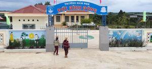 Phú Yên: Người nghèo ở xã Đức Bình Đông hiến đất xây trường