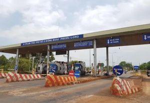 4 trạm thu phí BOT tại Bình Phước đồng loạt giảm phí