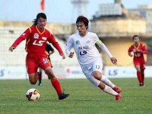Giải bóng đá nữ VĐQG 2019: Hà Nội giữ hy vọng đua tốp đầu