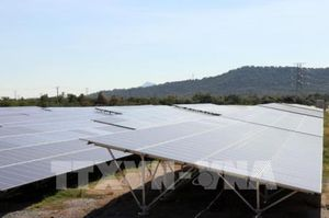 Kiến nghị chính sách giá cố định cho điện mặt trời