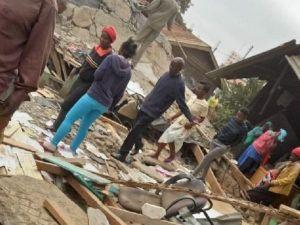 Sập lớp học ở Kenya, 7 học sinh thiệt mạng