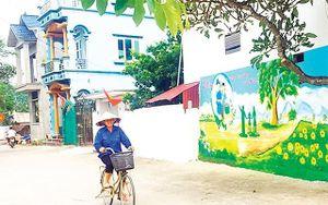 Xây dựng Làng văn hóa kiểu mẫu ở Thanh Oai