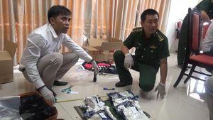 Triệt phá đường dây ma túy quốc tế, thu giữ gần 15 kg ma túy đá
