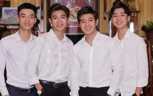 4 anh em ruột khiến nhiều cô gái xin làm dâu Nghệ An
