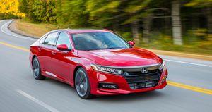 Honda Accord 2019 chốt lịch ra mắt tại thị trường Việt Nam, đã nhận đặt cọc