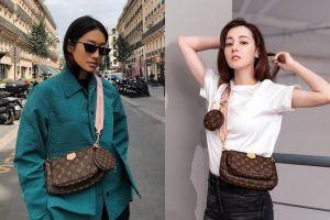 Mua một được ba, túi Louis Vuitton đang hot nhất mùa thu 2019
