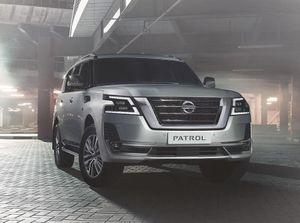 SUV cao cấp Nissan Patrol 2020 thay thiết kế, nâng cấp công nghệ