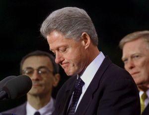 Clinton, Nixon và những cuộc điều tra luận tội chấn động ở Mỹ