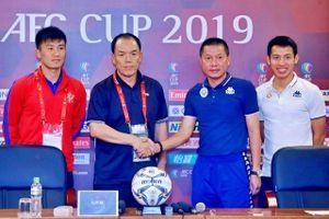 CLB Hà Nội tự tin giành kết quả tích cực trên sân nhà