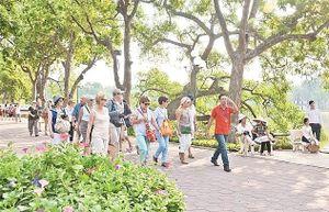 Hà Nội đón 21,5 triệu lượt khách du lịch trong 9 tháng