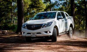 Mazda BT-50 có giá mới: giảm đến 60 triệu đồng