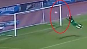 Video thủ môn U23 Ai Cập cứu thua kinh điển