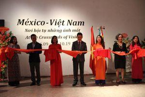 Khai mạc triển lãm ảnh 'México - Việt Nam nơi hội tụ những ánh mắt'
