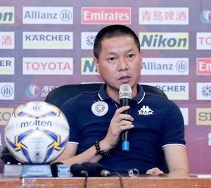 HLV Chu Đình Nghiêm nói về Quang Hải, Văn Quyết trước trận đấu với CLB đến từ Triều Tiên
