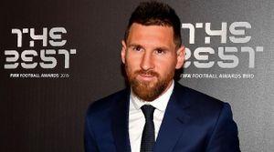 FIFA bị tố tráo phiếu bầu để Messi thắng giải The Best