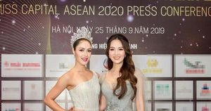 Thi Hoa hậu Kinh đô ASEAN 2020 không áo tắm, không phẫu thuật thẩm mỹ