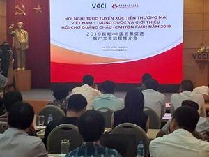 Hội nghị xúc tiến thương mại Việt Nam-Trung Quốc
