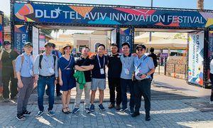 Học hỏi kinh nghiệm startup ở 'quốc gia khởi nghiệp'