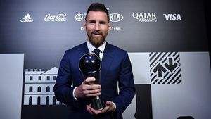 FIFA bị tố gian lận phiếu bầu để trao giải cho Messi
