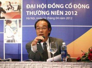 Ai thay ông Bùi Ngọc Bảo giữ ghế Chủ tịch HĐQT PG Bank?