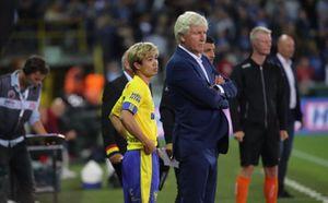 Công Phượng dự bị khi đối đầu thủ môn đội tuyển Thái Lan ở Bỉ