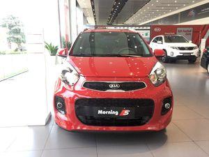 Kia Soluto định giá thấp, xe Kia tiếp tục đồng loạt giảm giá