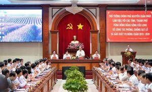 Hơn 3.000 tỷ đồng hỗ trợ chống sạt lở Đồng bằng sông Cửu Long