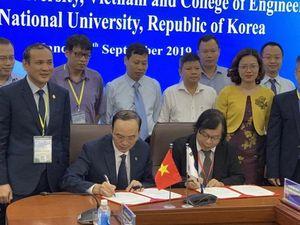 Đại học Thủy lợi đẩy mạnh hợp tác quốc tế