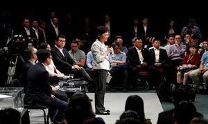 Toàn cảnh cuộc đối thoại công chúng của lãnh đạo Hong Kong