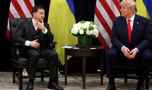 Tổng thống Ukraine rơi vào tai nạn ngoại giao tai hại
