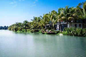 Mảng xanh đắt giá của biệt thự đảo Ecopark Grand - The Island