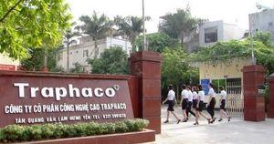 Năm thứ tư liên tiếp Dược Traphaco bị 'tuýt còi' vì vi phạm về thuế