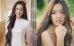Vẻ đẹp quyến rũ của 'nàng thơ áo dài' Nguyễn Tố Anh ở tuổi 20 khiến dân mạng phải thốt lên rằng: 'Nhan sắc này đi thi Hoa hậu, quán quân là cái chắc!'