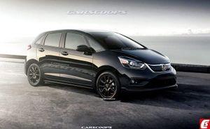 Hé lộ hình ảnh Honda Jazz 2020 trước ngày ra mắt