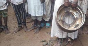 Giải cứu gần 500 bé trai và đàn ông khỏi 'Ngôi trường tra tấn'