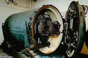 Soi dự án mìn hạt nhân khủng khiếp nhất Chiến tranh Lạnh